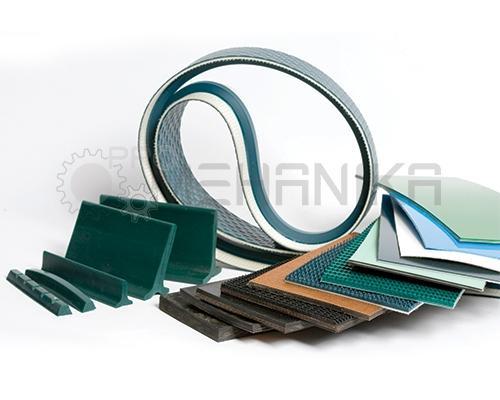 Conveyor belts, Technical Rubber
